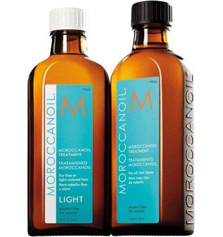 Cabelos-óleo-Moroccanoil