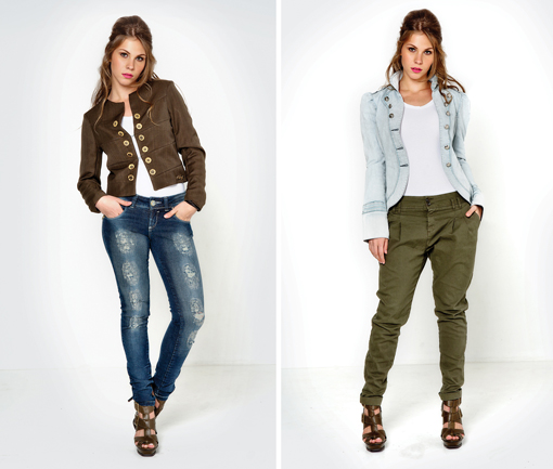 estilo-militar-feminino-look